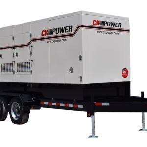 CK Power CKG680TVM Generator (550kW)
