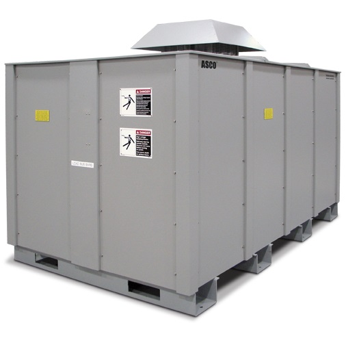 ASCO Avtron 7800 Resistve/Reactive Load Bank (400Hz)