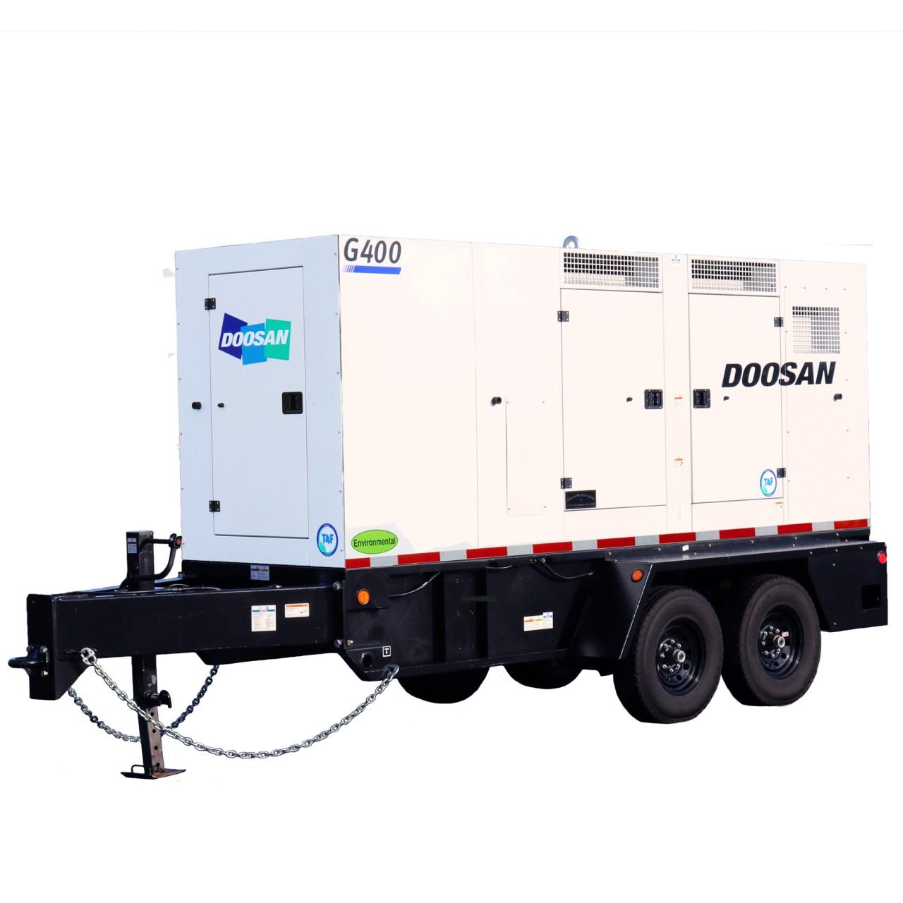 Doosan G400 Generator (322kW)