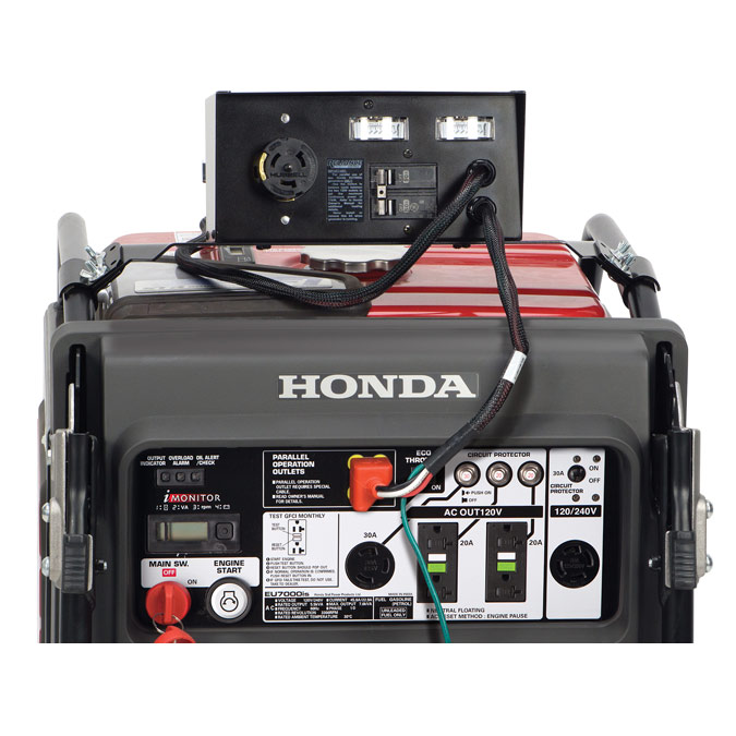 Honda EU7000i Parallel Cables Kit