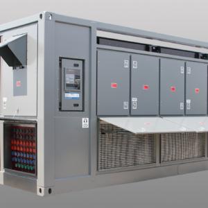 Simplex Solar-5 Resistive/Reactive Load Bank