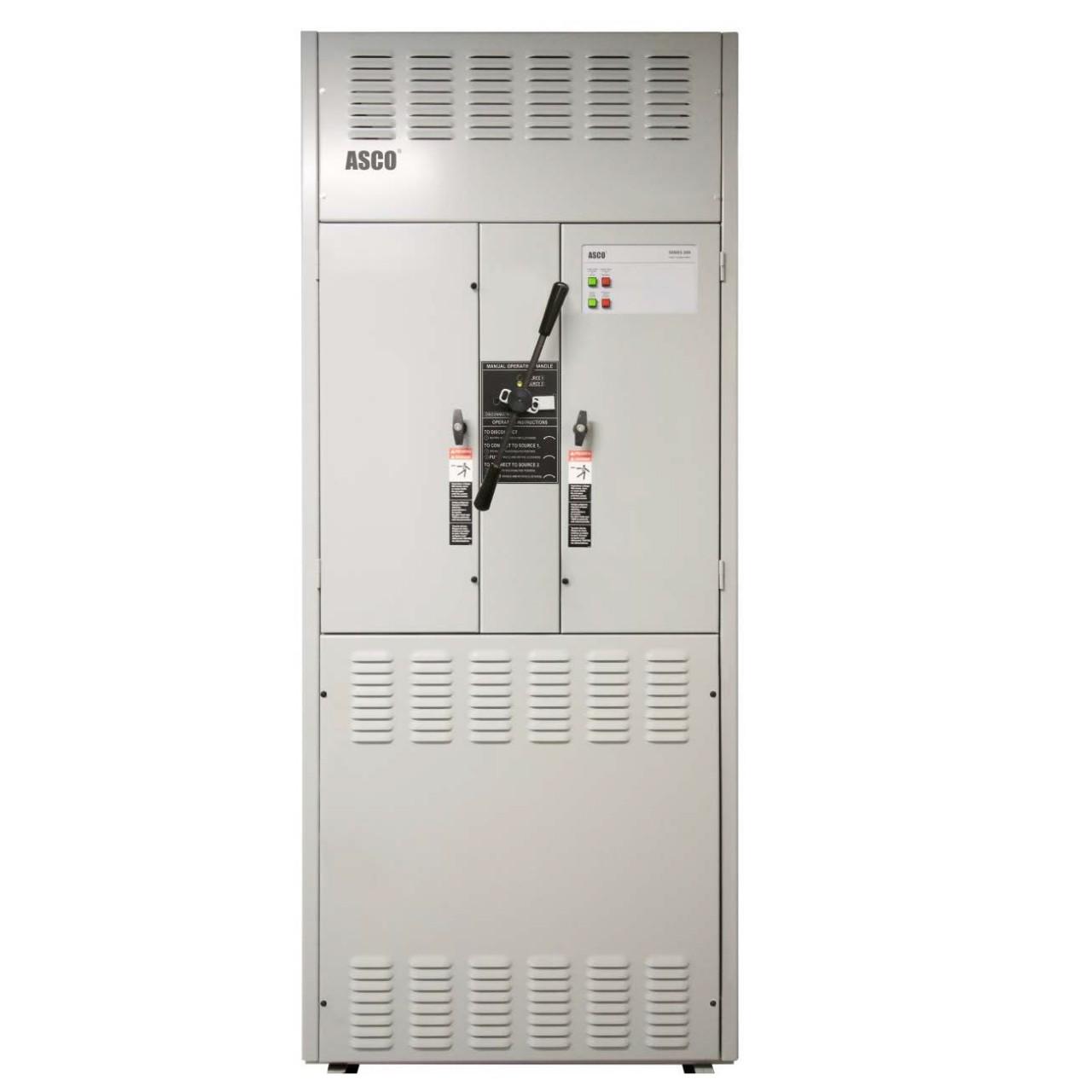 Asco 300 Manual Transfer Switch (3Ph, 4-Pole, 2000A)