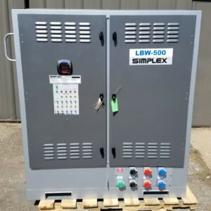 Simplex LBW500 Water Cooled Load Banks (USED)