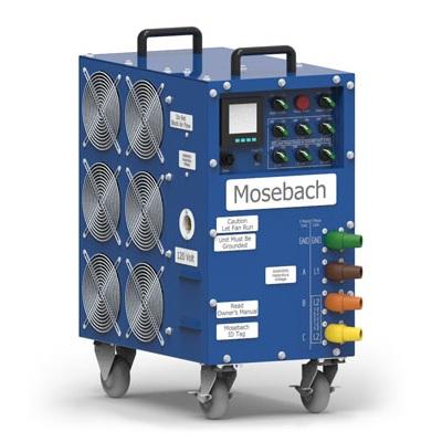 Mosebach X30LT-B Portable Load Bank (30kW)