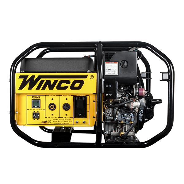 Winco W6010DE Generator (6000W)