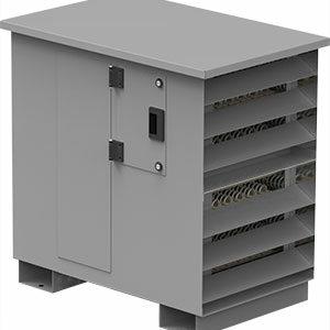 Mosebach X50-150P Stationary Load Bank (50-150kW)