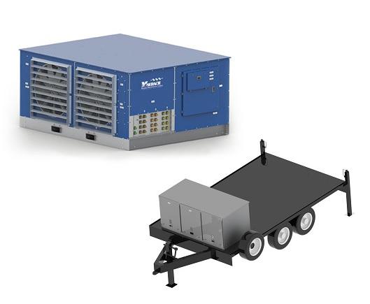 Mosebach XL2000-2500 Trailer Load Bank (2000-2500kW)