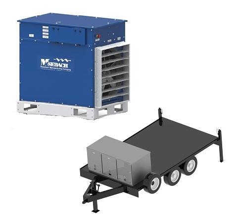 Mosebach XL400 Trailer Load Bank (400kW)