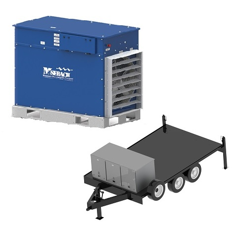 Mosebach XL500-600 Trailer Load Bank (500-600kW)