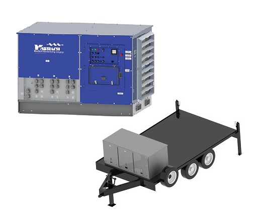 Mosebach XL750-800 Trailer Load Bank (750-800kW)