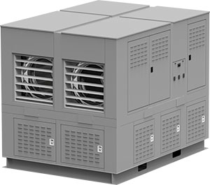 Mosebach XR3125 Resistive/Reactive Load Bank