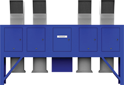 Mosebach XS6000-HV Load Bank (3000-6000kW)