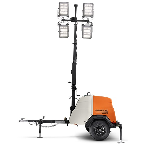 Generac MLTS-1 Mobile LED Light Tower (1.4 kW)