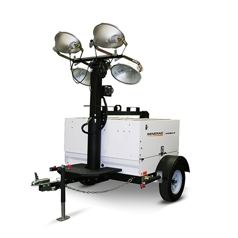 Magnum MLT5060V Mobile Light Tower (6kW)