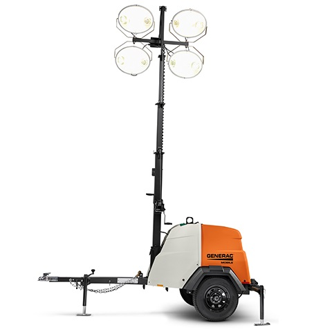 Magnum MLT6S Mobile Light Tower (6kW)