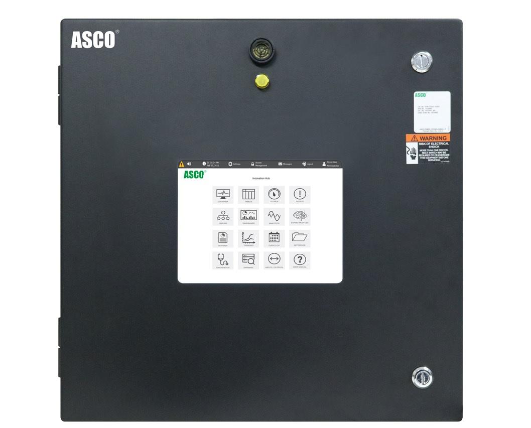Asco Eight Device 5705 Annunciator