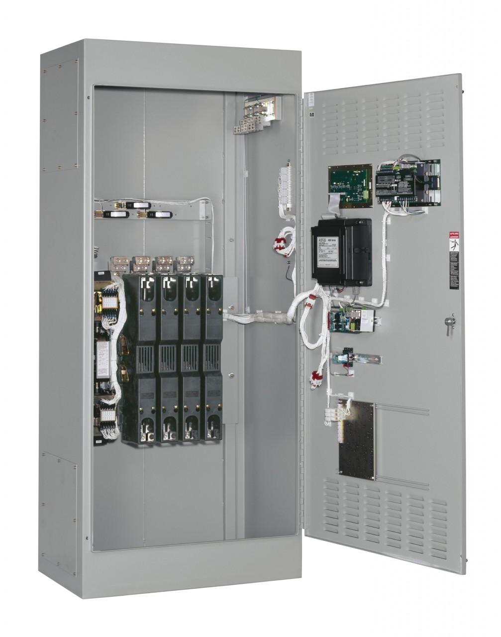 Asco 4000 Auto Transfer Switch (3Ph, 4-Pole, 30A)