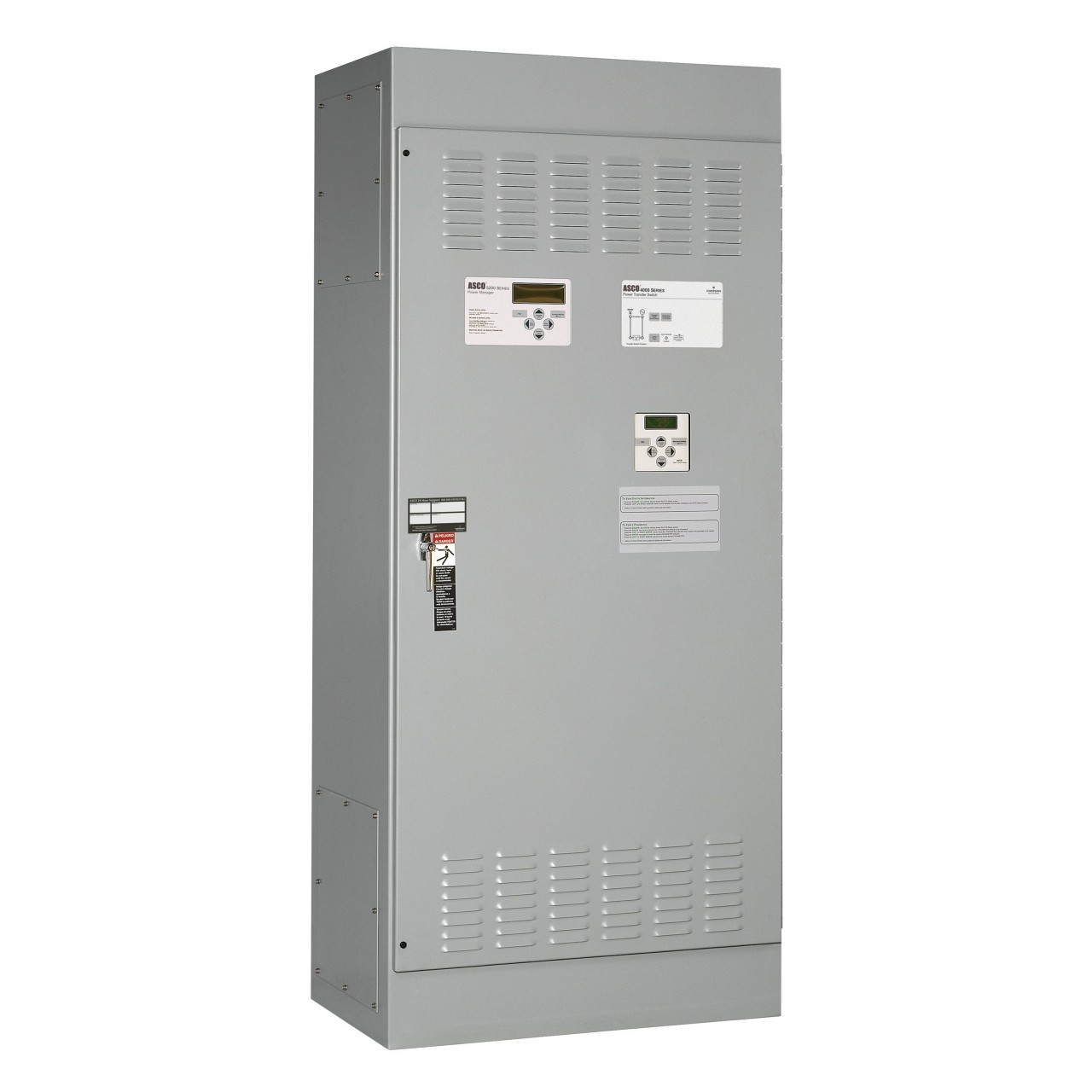 Asco 4000 Auto Transfer Switch (3Ph, 4-Pole, 4000A)