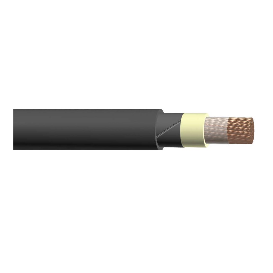 Steadypower 2/0 Bulk Power Cable (Type W)