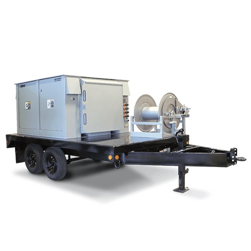 ASCO Avtron 5605 Trailer Load Bank (1250kW)