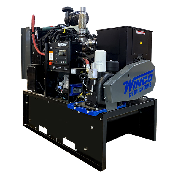Winco DE4040F4 Prime Generator (40kW)