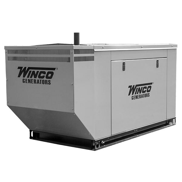 The Winco DR12I4 Generator (12.5kW) is one of the types of power generation Steadypower.com offers.