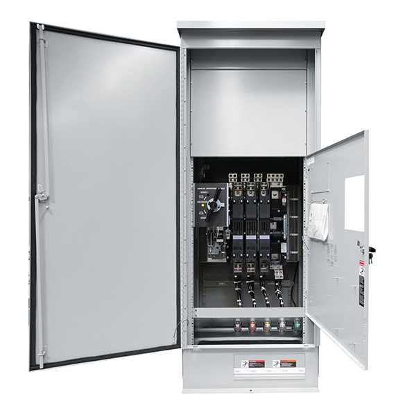 Asco 300 MTQ Manual Transfer Switch (3Ph, 400A)