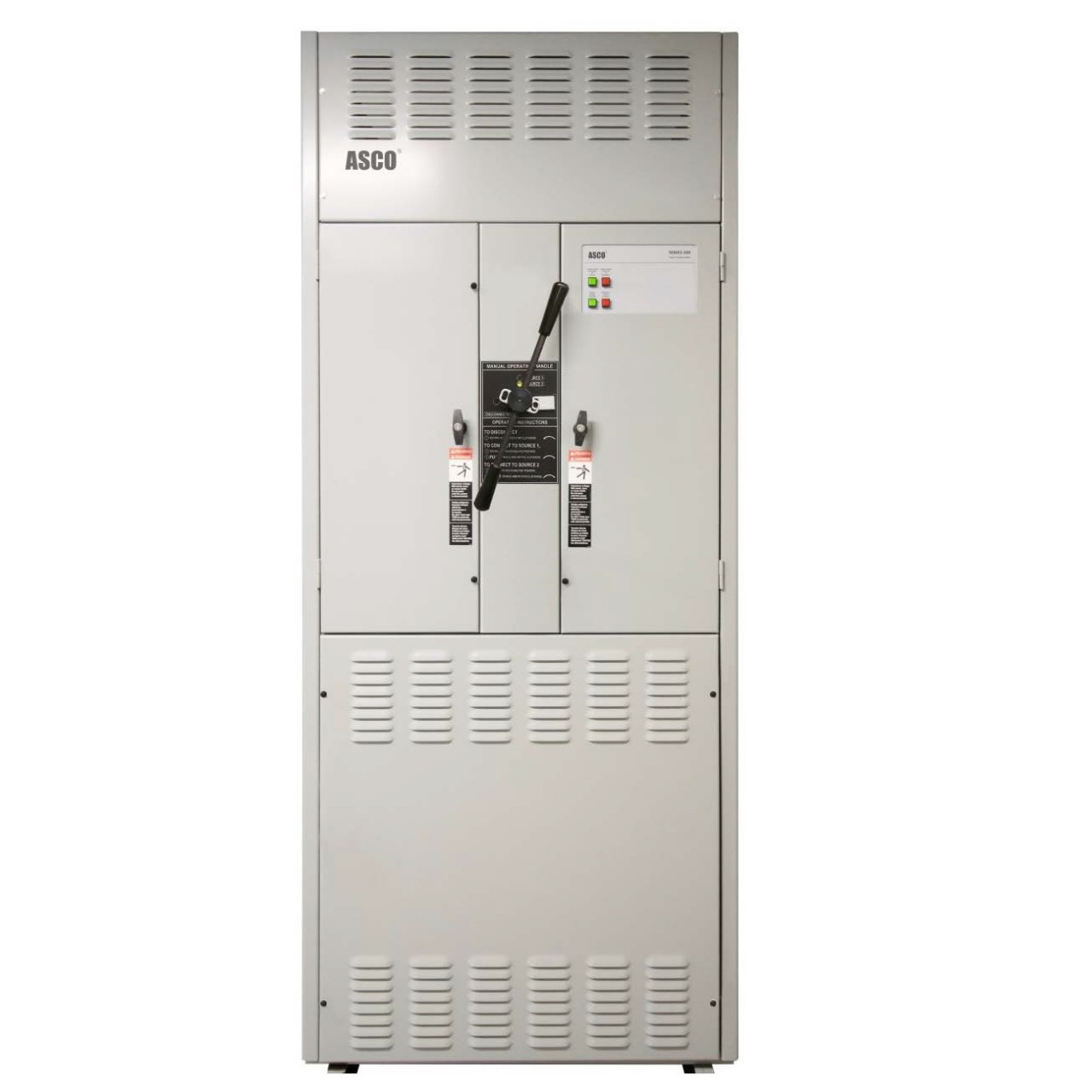 Asco 300 MUS Manual Transfer Switch (3Ph, 2600A)