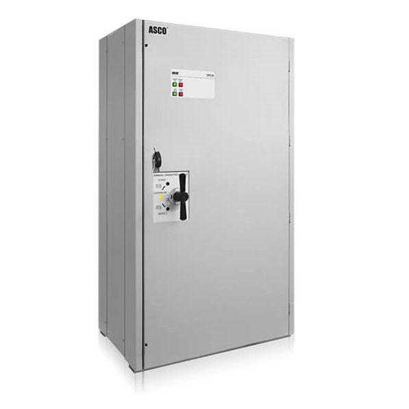 Asco 300 MUS Manual Transfer Switch (1Ph, 400A)