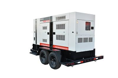 HIPOWER HRJW 190 Generator (167kW)