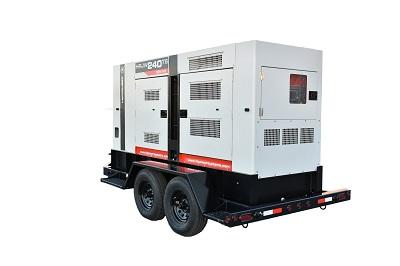 HIPOWER HRJW 240 Generator (211kW)