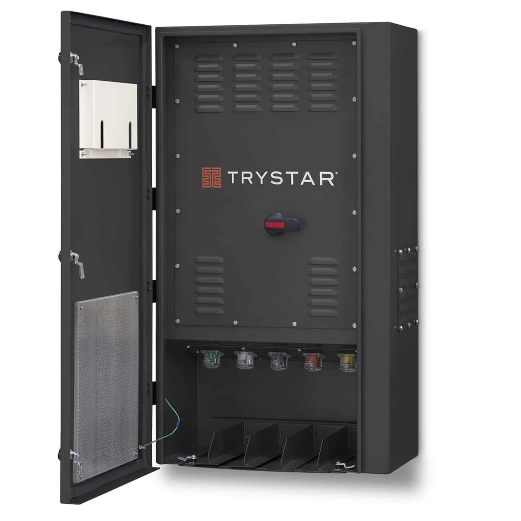 Trystar TMTS-04 Rotary Docking Station (400A-UL)