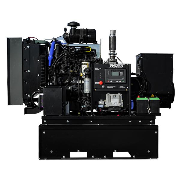 Winco DE50F4 Prime Generator (47kW)