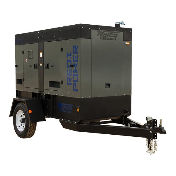 Winco RP50 Generator (47.5kW)