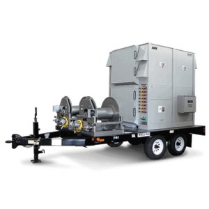 ASCO Avtron 5905 Trailer Load Bank (2500kW)