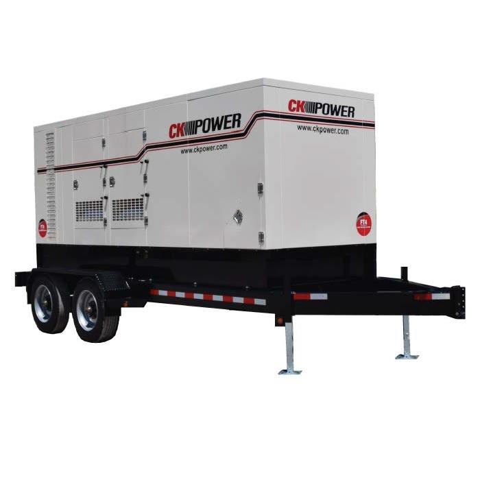 CK Power CKG250TVM Generator (200kW)