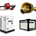 A selection of products offered by Steadypower.com (generator accessories)